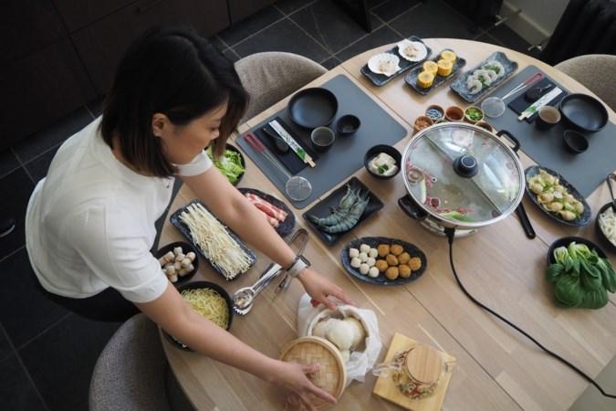 Hotpotten is het nieuwe gourmetten, maar dan minder vet