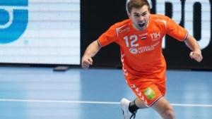 Handballers op EK tegen IJsland