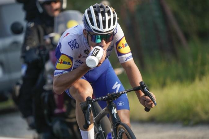 Hoe Evenepoel zich krampachtig in underdogrol wurmt voor de Giro