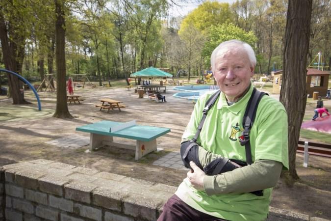 Peter (71) zet zich al halve eeuw in voor Roermondse speeltuin: 'Van het Kitskensbergvirus kom je niet meer af'