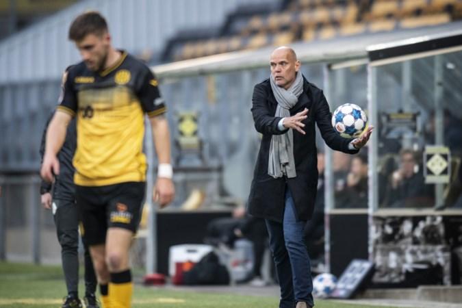 Jurgen Streppel hoopt dat Roda weer goed gaat voetballen: 'Veel meters gemaakt, maar niet als team gespeeld'
