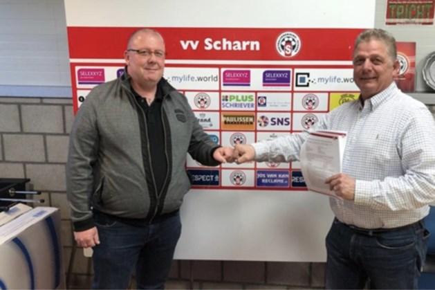 VV Scharn presenteert Ludy van der Molen als trainer van het tweede elftal