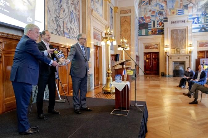 Rotterdam en Valkenburg steunen elkaar om eerste etappes van Tour in 2024 of 2025 naar Nederland te halen