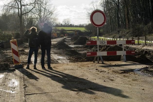 Verbindingsweg tussen Eijsden en St Geertruid weer open na herinrichting