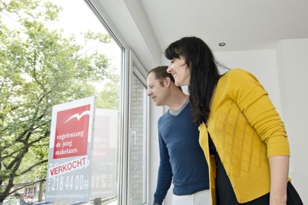 Fors meer hypotheken met NHG-garantie afgesloten