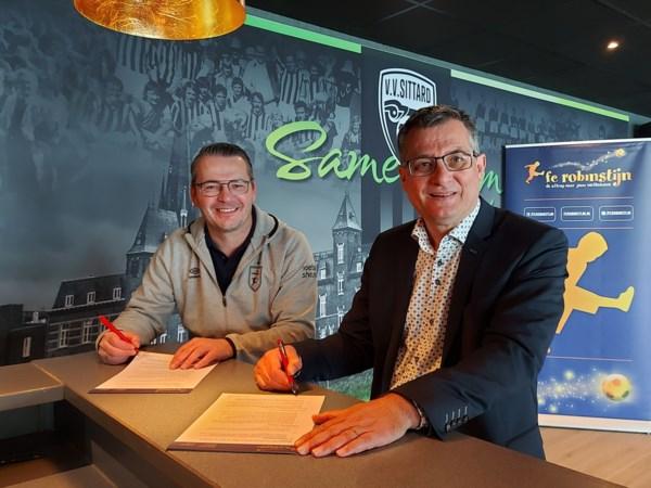 VV Sittard en Robinstijn same aan 'm: 'Wij willen meer zijn dan alleen voetbal'