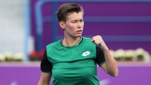 Demi Schuurs bereikt finale dubbelspel in Madrid