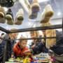 Drie kilometer lopen langs Legokunst met <I>Blökske um</I> in Nederweert
