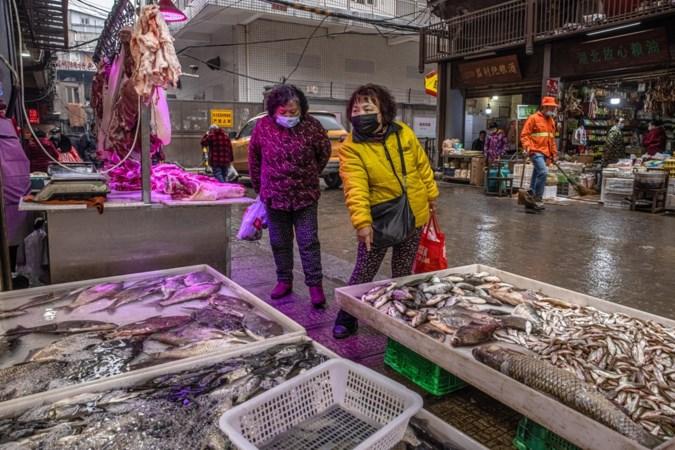 Angst in China voor radioactieve vis na lozing afvalwater Fukushima