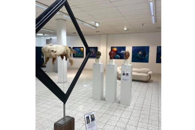 Laatste weekend Pop Up Galerie Nederweert op huidige locatie
