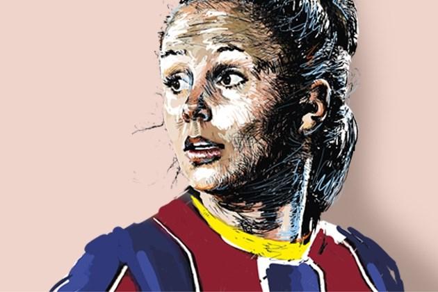'Wat jammer dat ze een meisje is': hoe voetbalster Lieke Martens op weg naar de top afrekende met vooroordelen