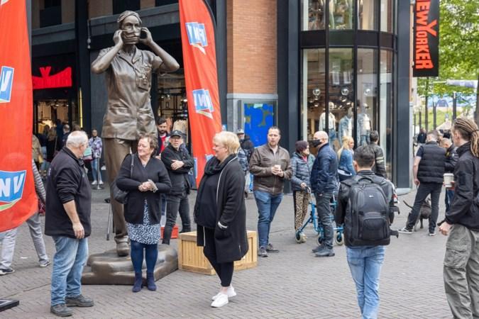 'Ook Heerlen moet een standbeeld voor de coronaheld krijgen'