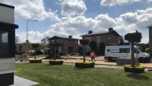 Protest tegen schrappen bushaltes in Landgraaf