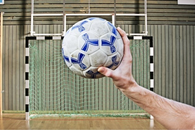 Handballers Bevo halen uit