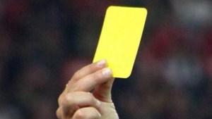 Eredivisiespeler verdacht van matchfixing met gele kaarten
