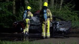 Video: Brand in auto in Kerkrade