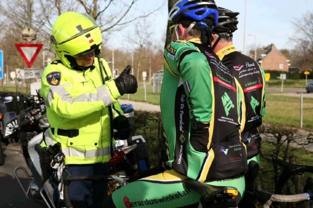 Politie gaat fietsers in Zuid-Limburg op 16 mei en 11 juli controleren op hun gedrag