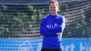 Bondscoach Frank de Boer opent boekje over keuzes voor EK-selectie: 'Ziet er goed uit voor Weghorst'