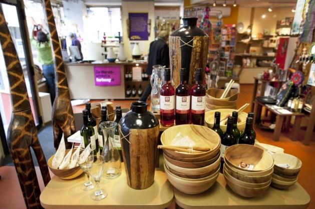 Wereldwinkels houden actie 'Koop een Betere Wereld' tijdens Fairtrade Week