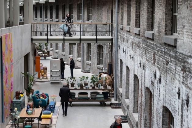 Pop-up store 'Makers van Maastricht' in Loods 5