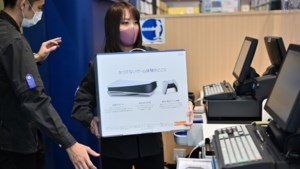 Sony kan sterke vraag naar PlayStation 5 niet bijbenen