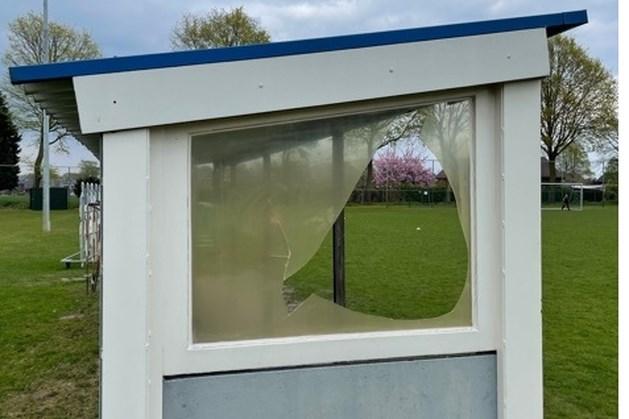 Daders vernielingen voetbalclub Ospel hebben zich gemeld