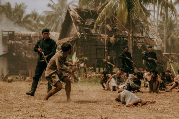 Geen disclaimer nodig aan begin film De Oost van Jim Taihuttu