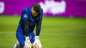 VVV-doelman Delano van Crooij: 'Ik denk dat ik de 0-13 goed verwerkt heb'