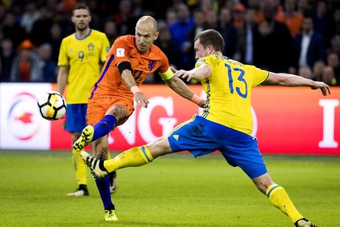 Opinie: Frank de Boer moet Arjen Robben meenemen naar het EK, want hij is de ideale 26ste man die ook nog eens als joker kan dienen