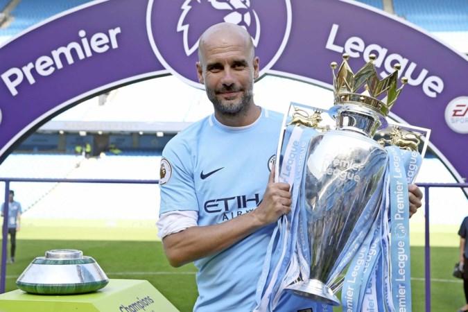 Coach Guardiola noemt zijn derde titel met City de lastigste