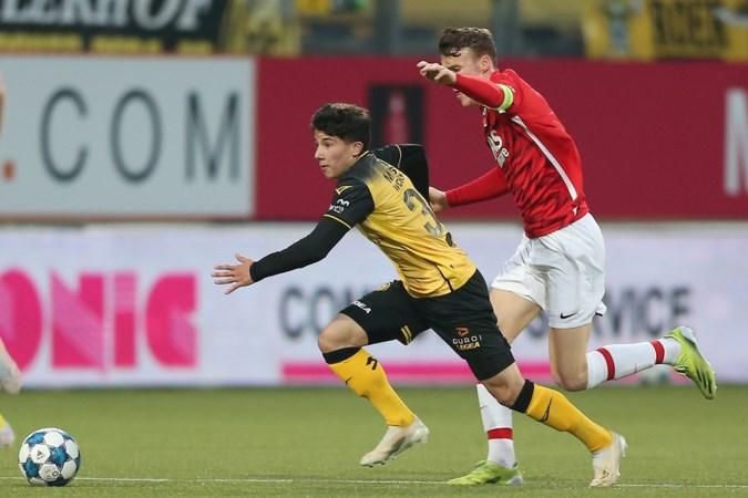 Roda JC hoeft in tegenstelling tot eerste tegenstander in play-offs niet vol aan de bak op laatste speeldag