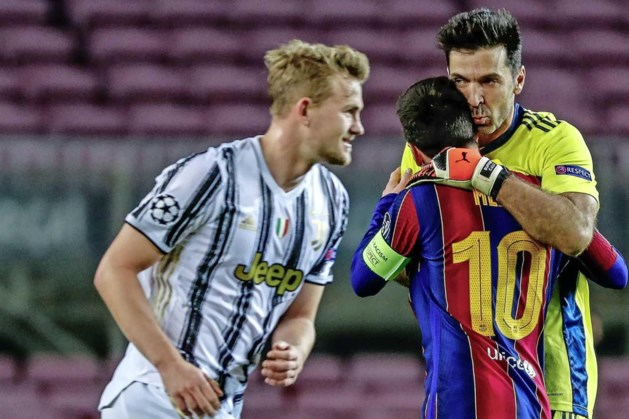 'Ronald Koeman wil Gianluigi Buffon (43) naar Barcelona halen'