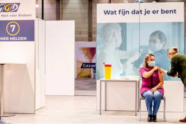 Tempo van vaccineren in Nederland gaat omhoog