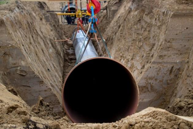 Gasleiding vervangen in drie straten in Meers
