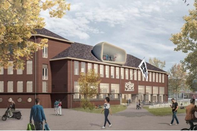 Kunstvenster op museum Venlo heet voortaan Duikbril