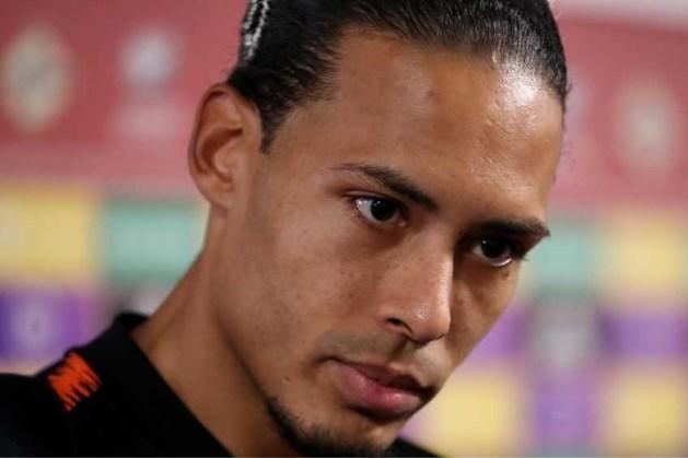 Virgil van Dijk mist EK voetbal