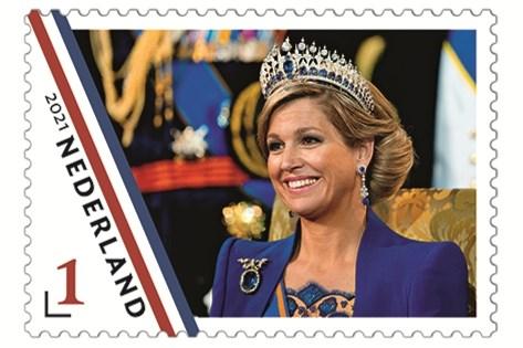 Maud van Rossum uit Venlo ontwerpt postzegels ter ere van vijftigste verjaardag Máxima