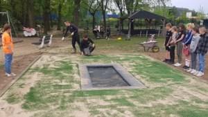 Rolstoeltrampoline primeur voor speeltuin Superweike in Belfeld