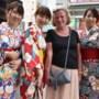 Rondreis in Japan van Els viel in het water: 'Nog nooit zoveel regen gezien'