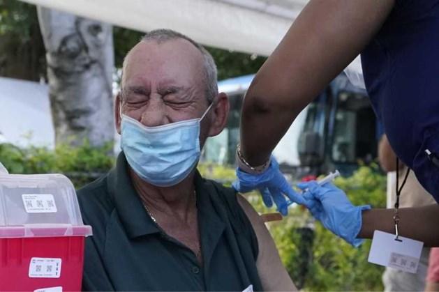 VS versoepelen coronaregels voor gevaccineerde mensen
