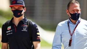 Jos Verstappen: 'Als je Max en Lewis in dezelfde auto zet, bestaat er voor mij geen twijfel wie er beter is'