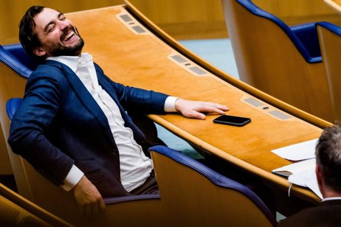 Fractie Forum voor Democratie Limburg blijft vierkant achter leider Thierry Baudet staan