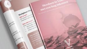 Nieuwe folder 'Meedoen met een laag inkomen in de gemeente Vaals'