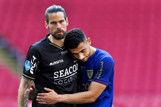 Erehaag symbool voor te lief VVV: spelers beleven gang naar eerste divisie emotieloos