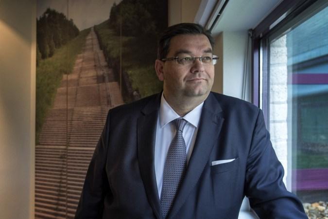 Afscheid van Raymond Vlecken als burgemeester Landgraaf is aanstaande