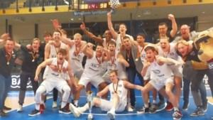 Gratis poster Basketbal Academie Limburg bij supermarkten Jumbo