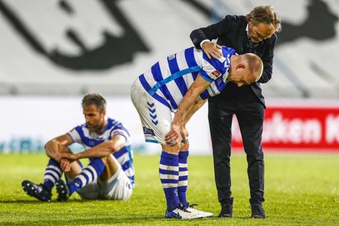 Wie overleeft de eerste play-offronde, De Graafschap of toch Roda JC: 'Het zit nu veel dichter bij elkaar'