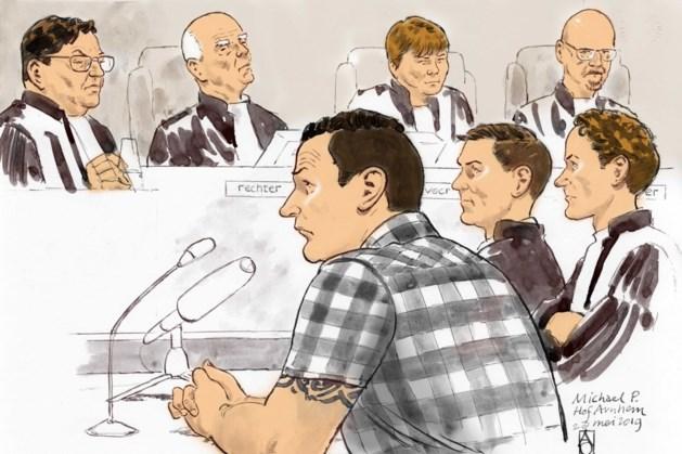 Reconstructie van arrestatie Michael P. in zaak Anne Faber