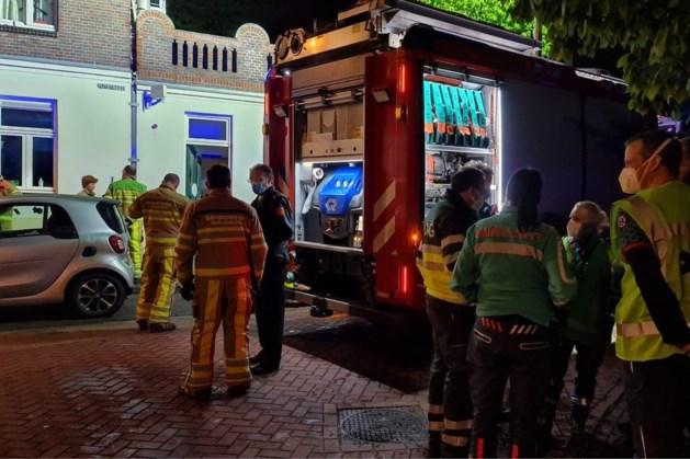 Brand in pand in Eygelshoven; bewoners terug naar woning
