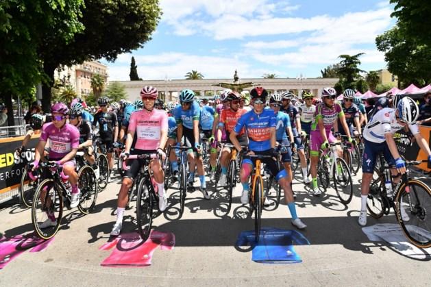 Franse renner Lafay behaalt in Giro eerste grote zege